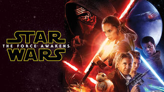 Star Wars: The Force Awakens (2015) on Netflix in Argentina